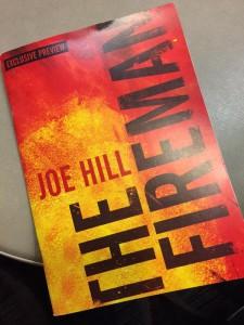 Vorschau auf Joe Hills 'The Fireman'