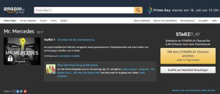 Mr Mercedes Ab Sofort Bei Amazon Prime Video Verfügbar Die King News