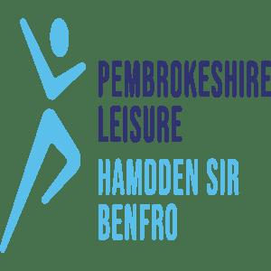 Pembrokeshire Leisure Bilingual Logo V2 300x300