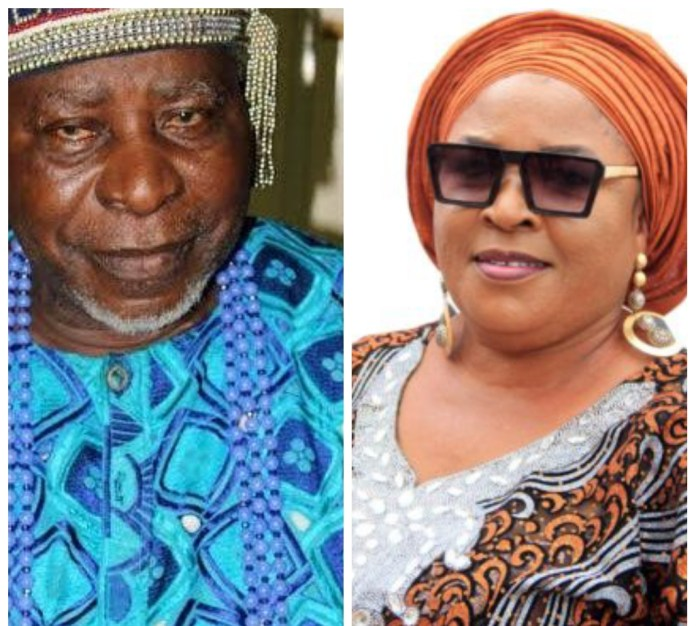 Popular Actress Reveals How Late Jimoh Aliu Brought Her To Limelight