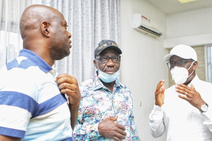 Edo 2020: Makinde Congratulates Obaseki, Applaud Wike Over Edo Victory