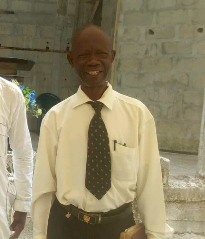 ATTENTION: 73-year-old Man Goes Missing On His Way To Mowe-Ibafo