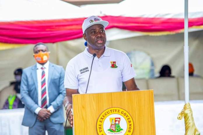 Makinde Launches New Health Initiative On Child, Maternal Services