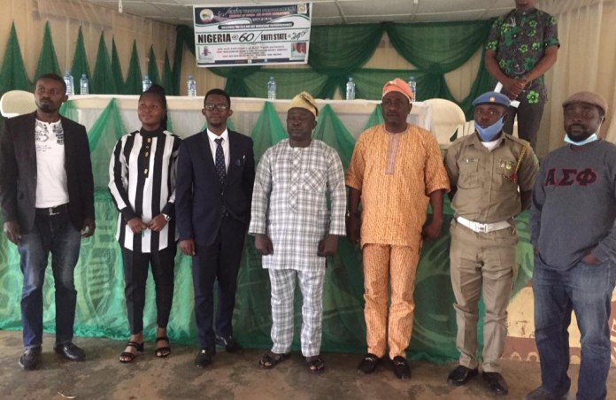 Nigeria@60: Ekiti Youths Push for a More Prosperous Nigeria