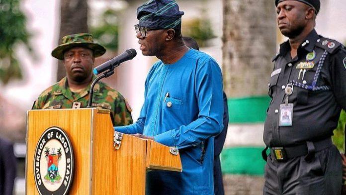 EndSARS: Sanwo-Olu Declares 24hrs Curfew In All Parts Of Lagos