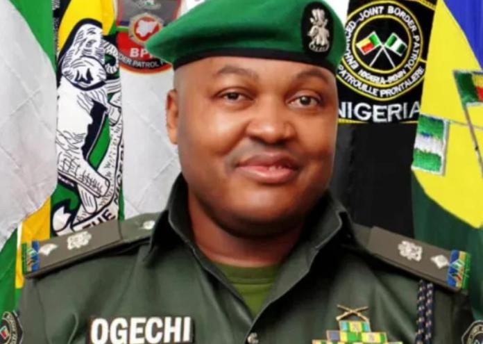 FG Appoints Udu Moses To Lead Coalition Force Of Border Guards Against Smugglers