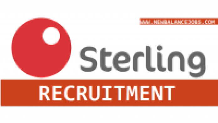 Recruitment: Apply For Sterling Bank Job Vacancies