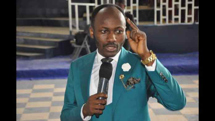 Apostle Suleman has Released Powerful Prophecy For May 2021.