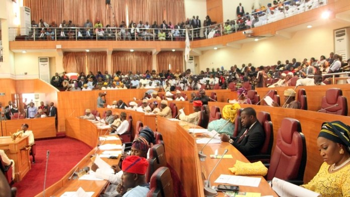 Breaking: Lagos Assembly Passes Bill Stopping Parade Of Suspects By Police