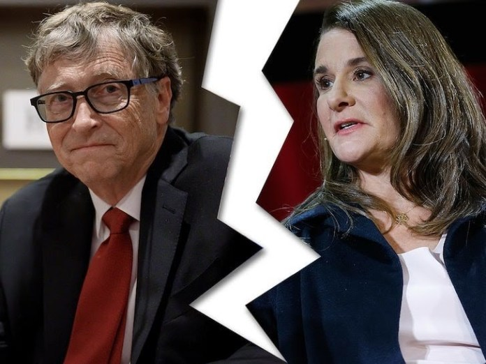 ICYMI: Bill, Melinda Gates End Marriage After 27 Years