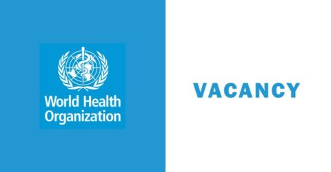 Recruitment: Apply For World Health Organization (Salary: USD 74,913)