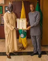 NAOSRE Congratulates Buratai On Ambassadorial Appointment