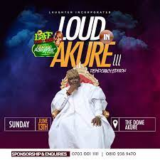 Ace Comedian, Gbenga Adeyinka Stages Laffmatazz In Akure With 9ice, Seriki, Bash Others