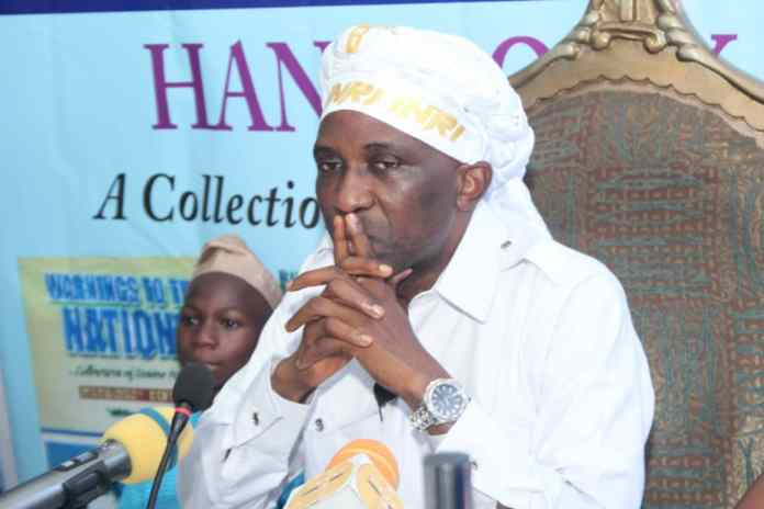 Is Primate Elijah Ayodele The Only Prophet In Africa?-By Justice Okorocha