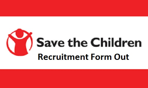 Recruitment: Apply For Save the Children Jobs Vacancies