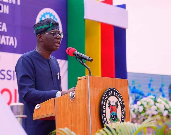BREAKING: Governor Sanwo-Olu Signs VAT Bill Into Law