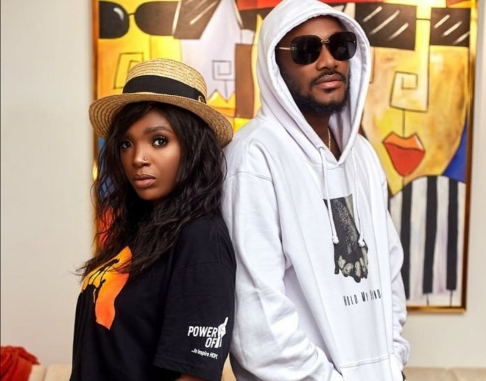 Annie Idibia lashed out recently at her hubby Tu Face, complaining about several things at the same time.