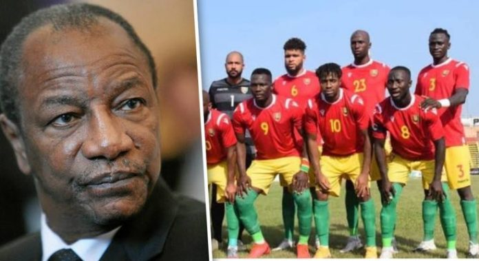 Guinea's World Cup Qualifier Postponed Due To Military Coup
