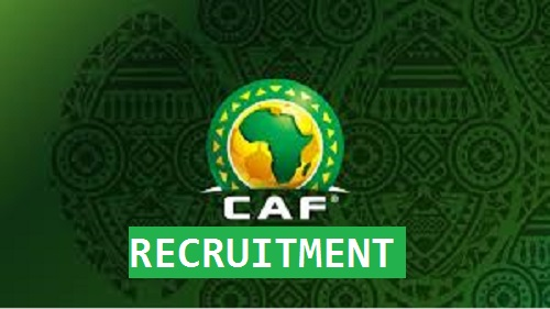 Recruitment: Apply For Confederation Of African Football (CAF) Job Vacancies