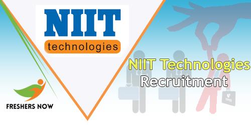 Recruitment: Apply For NIIT Job Vacancies