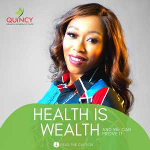 Quincy Wellness Boss, Tobi Ayodele-Keeney Honored