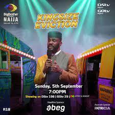 Live Stream BBNaija Kingsize Eviction Show Here