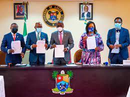Lagos Eyes $60m Investment As Sanwo-Olu Signs Green Bond Market Agreement