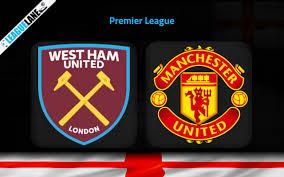 Live Stream West Ham United vs Manchester United Free Here