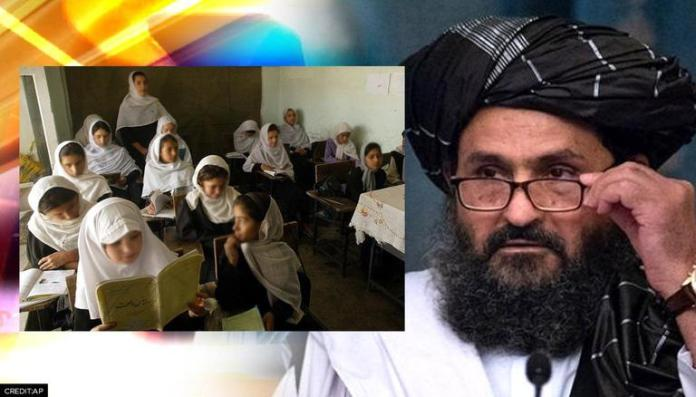 Taliban Declare Ban On Co-education In Afghanistan, Prohibit Men From Teaching Girls
