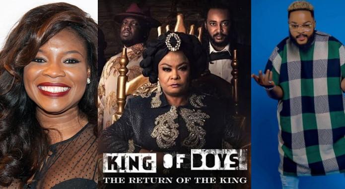 Kemi Adetiba Hints On Featuring BBNaija Whitemoney In King Of Boys Movie