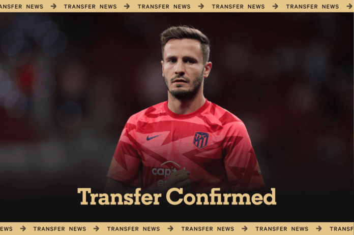 Chelsea Sign Atletico Madrid's Saul Niguez On Loan