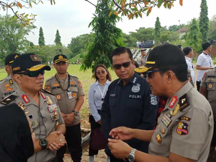 Antisipasi Bencana Alam, Polri Bakal Tanam 2020 Pohon
