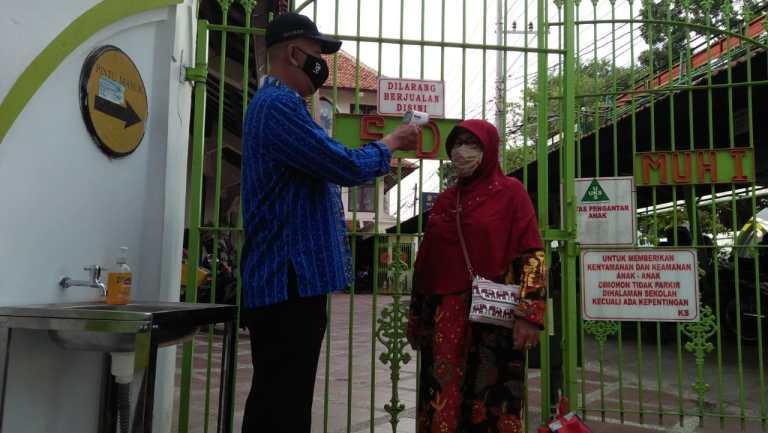 SD Muhammadiyah 1 Surakarta Siapkan Skenario New Normal