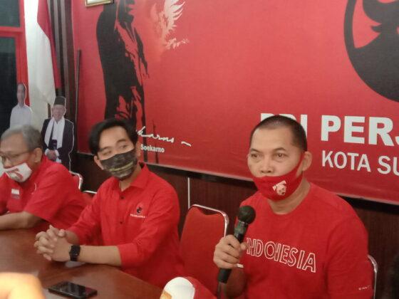 Doakan Pilwakot Solo Lancar, Gibran-Teguh Ajak Warga ke TPS