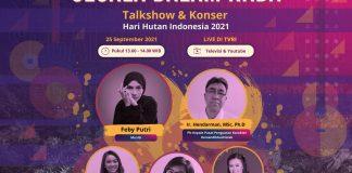 anak muda-Indonesia-#JagaHutan