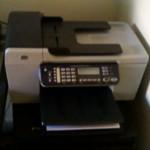 My Shiny New Printer