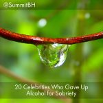 20 Celebrities Who Gave Up Alcohol For Sobriety