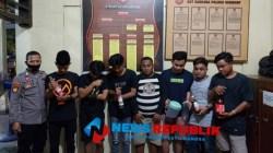 Pesta Miras, Muda-Mudi Diamankan Polres Sumenep