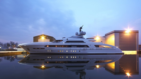 Kola Aluko's Yacht bought for 16 Billion Naira