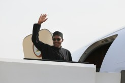 Image result for Buhari travels