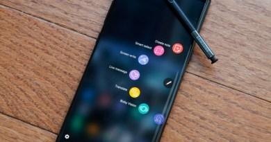 Scurgere de informații despre noul Samsung Galaxy Note 9