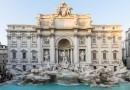 ITALIA: Turist român, arestat pentru că și-a sculptat numele pe Fontana di Trevi