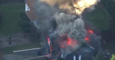 SUA: Explozii la conducte de gaz din trei orașe. Un mort, mai mulți răniți și zeci de clădiri în flăcări