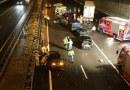 OLANDA: Șofer român de TIR, arestat după ce a lovit șase mașini și a rănit mai multe persoane
