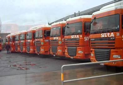 BELGIA: Autoritățile au confiscat 24 de TIR-uri ale unei firme din cauza condițiilor de muncă