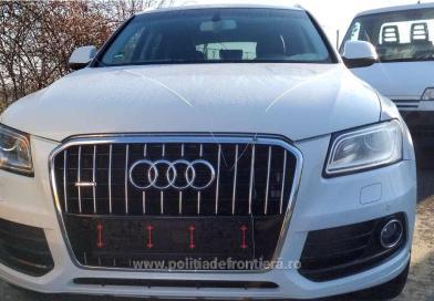 Autoturisme căutate de autoritățile din Germania și Franța, depistate la frontieră
