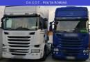 Pretinși transportatori români au prejudicat zeci de firme din UE cu peste 2.000.000 de euro