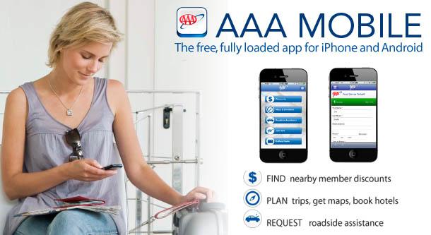 aaa mobile app in nj