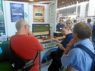 Peter im Infight :-D