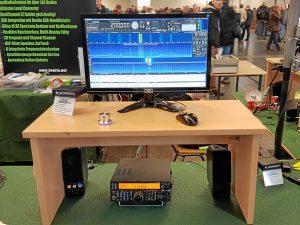 Bonito RadioCom 6 mit dem TS-590SG